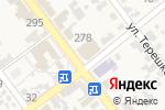 Схема проезда до компании Пятерочка в Советской