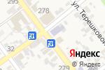 Схема проезда до компании Ромашка в Советской