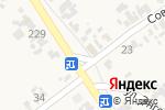 Схема проезда до компании Магазин №86 в Советской