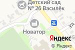 Схема проезда до компании Банкомат, КБ Центр-инвест в Советской