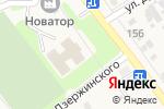Схема проезда до компании Почтовое отделение №1 в Советской