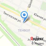 Ольга на карте Армавира