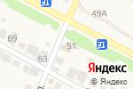 Схема проезда до компании Незабудка в Вольном