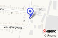 Схема проезда до компании АГРОФИРМА ЗОЛОТАЯ НИВА в Новоалександровске