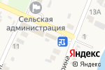 Схема проезда до компании Магазин в Вольном
