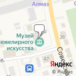 Магазин салютов Красное-на-Волге- расположение пункта самовывоза
