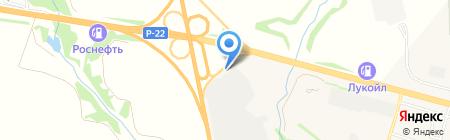 Шиномонтажная мастерская на карте Стрельцов