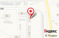 Схема проезда до компании Городская клиническая больница в Жуковском