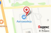 Схема проезда до компании Грузовая шиномонтажная мастерская в Стрельцах