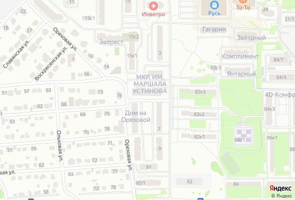 купить квартиру в ЖК Мкр. Маршала Устинова