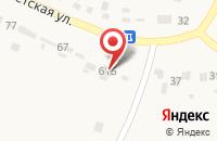 Схема проезда до компании Qiwi в Красносвободном