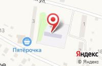 Схема проезда до компании Участковый пункт полиции в Красносвободном