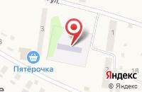 Схема проезда до компании Отделение общей врачебной практики в Красносвободном