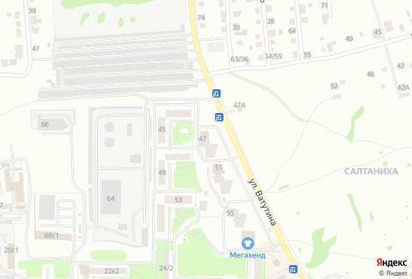 продажа квартир по ул. Ватутина, 47