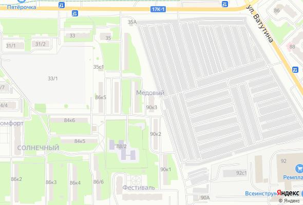 жилой комплекс Медовый