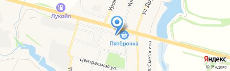 Центрально-Черноземный банк Сбербанка России на карте Стрельцов
