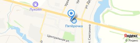 Настёнка на карте Стрельцов