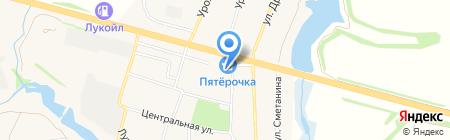 Ромашка на карте Стрельцов