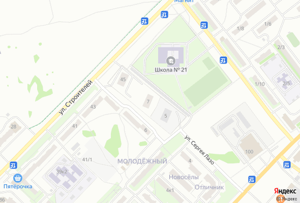 жилой комплекс Акварели
