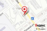 Схема проезда до компании Стройсервис в Коврове