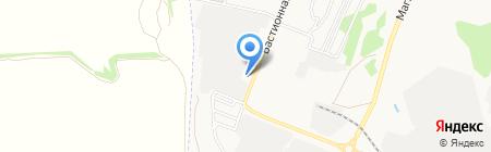 Тамбовпромстройхолдинг на карте Тамбова