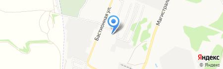 Отделение почтовой связи №29 на карте Тамбова