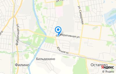 Местоположение на карте пункта техосмотра по адресу Ивановская обл, г Шуя, ул Кооперативная, д 2Б