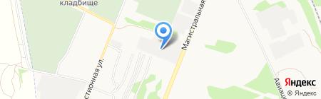 Автомагазин на карте Тамбова