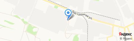 Хоспис на карте Тамбова