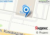 Тойота Центр Тамбов на карте