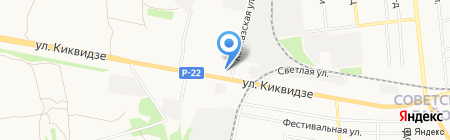 РОСОЙЛ на карте Тамбова