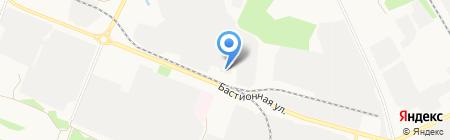 Авторизированный кузовной сервис на карте Тамбова