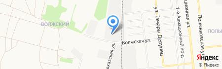ТСК на карте Тамбова