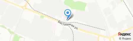 ТАГАТ Автоматика на карте Тамбова