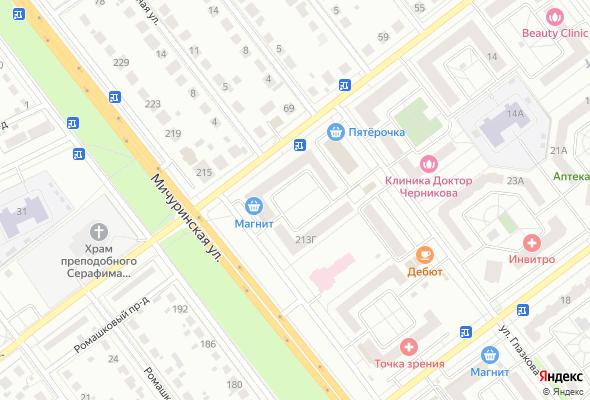 купить квартиру в ЖК ул. Мичуринская