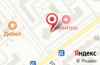 Схема проезда до компании Медицинская лабораторная диагностика в Донском