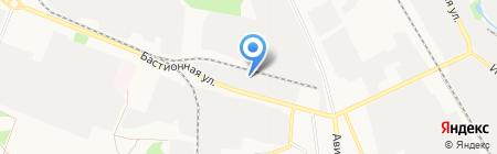 Стройактив на карте Тамбова