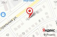 Схема проезда до компании Ингосстрах в Астрахани
