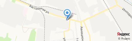 Ветеринарная аптека на карте Тамбова