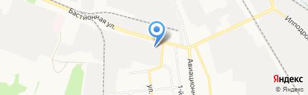 Тереза на карте Тамбова