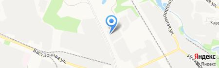 Камазтехобслуживание на карте Тамбова