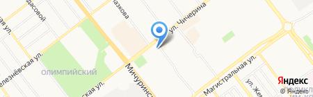 Vasabi на карте Тамбова