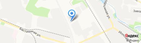 Тамбовский автоцентр Камаз на карте Тамбова
