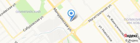 СТОЛград на карте Тамбова