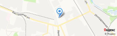 Дом обоев на карте Тамбова