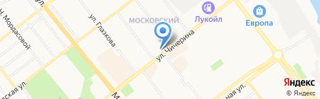 Premium Tour на карте Тамбова