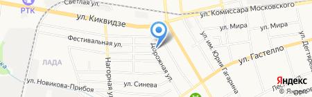 Продуктовый магазин на карте Тамбова