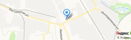 УютСтрой на карте Тамбова