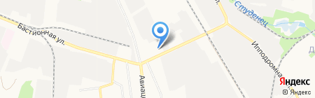 ЭлектриКа на карте Тамбова