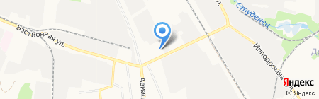 Банный рай на карте Тамбова